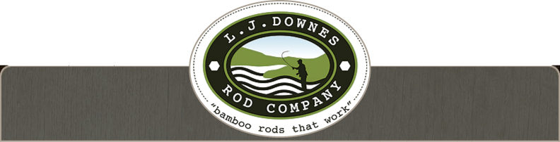 LJ Downes Rod Company
